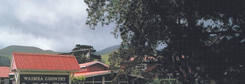 Castle Waimea Country Lodge - Kamuela - Building