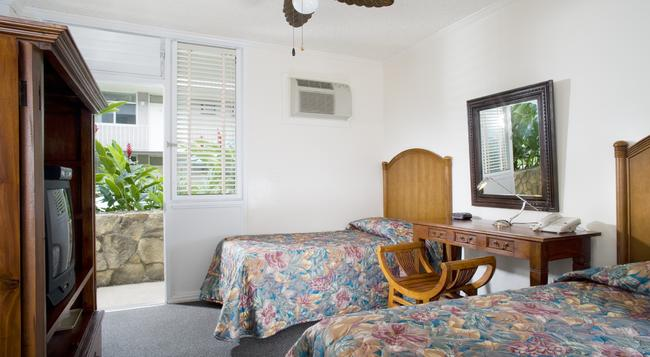 Pacific Marina Inn - Honolulu - Bedroom