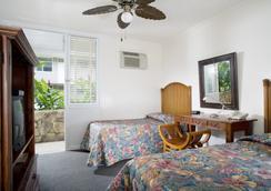 Pacific Marina Inn Airport Hotel - Honolulu - Bedroom