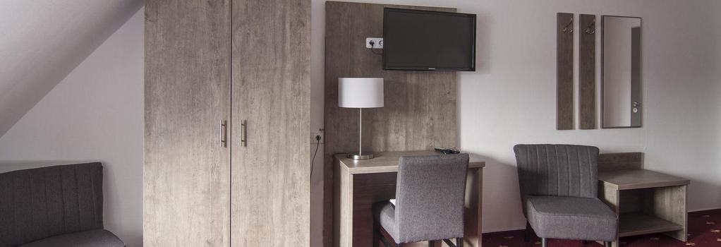 Hotel Maurer - Karlsruhe - Bedroom