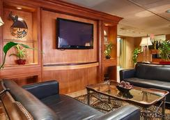SureStay Plus Hotel by Best Western Chicago Lombard - Lombard - Lounge