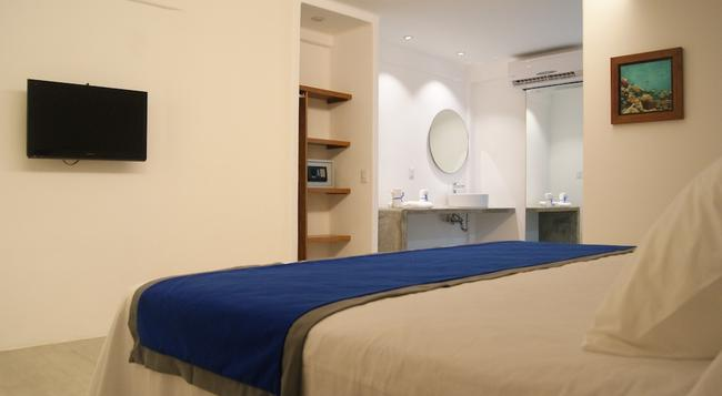 3Beca Hotel - Playa del Carmen - Bedroom