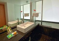 Touristic Apartments Marina Club II - Lagos - Bathroom
