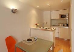 Touristic Apartments Marina Club II - Lagos - Kitchen