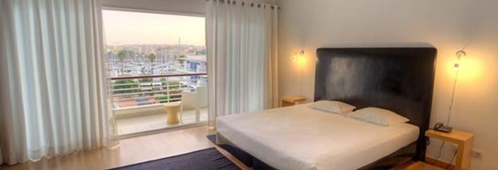 Touristic Apartments Marina Club II - Lagos - Bedroom