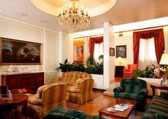 Hotel Victoria Roma - Rome - Lobby