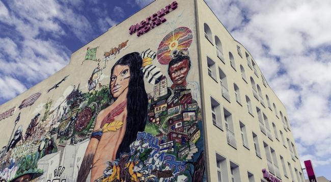 Mercure Hotel Berlin Mitte - Berlin - Building