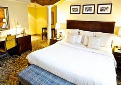 Manchester Marriott Victoria and Albert Hotel - Manchester - Bedroom