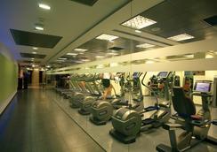 Inbal Jerusalem Hotel - Jerusalem - Gym