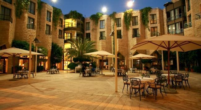 Inbal Hotel - Jerusalem - Restaurant