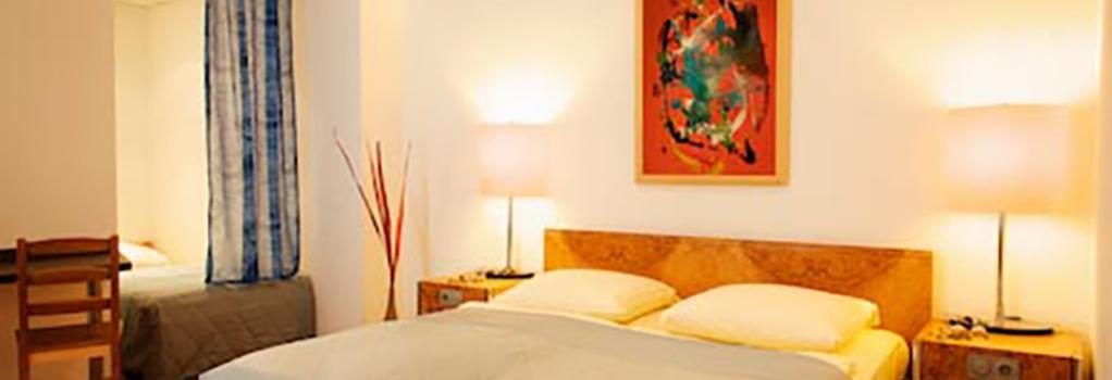 Erlanger Hof - Berlin - Bedroom