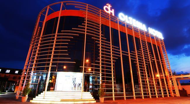 Hotel Oltenia - Craiova - Building