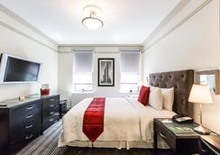414 Hotel - New York - Bedroom