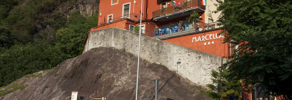 Albergo Marcella - Darfo Boario Terme - Outdoor view