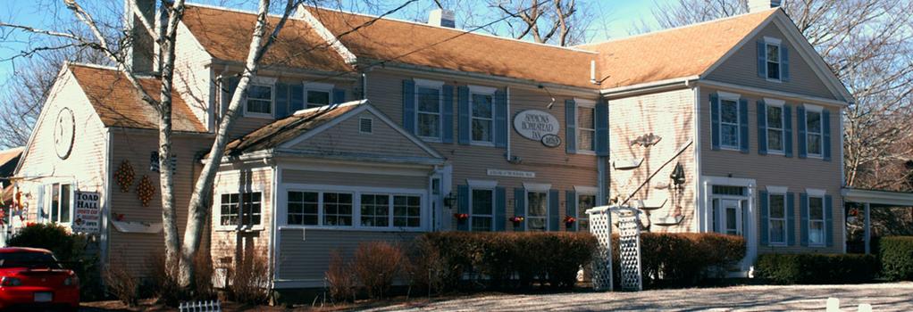 Simmons Homestead Inn - Hyannis - Building