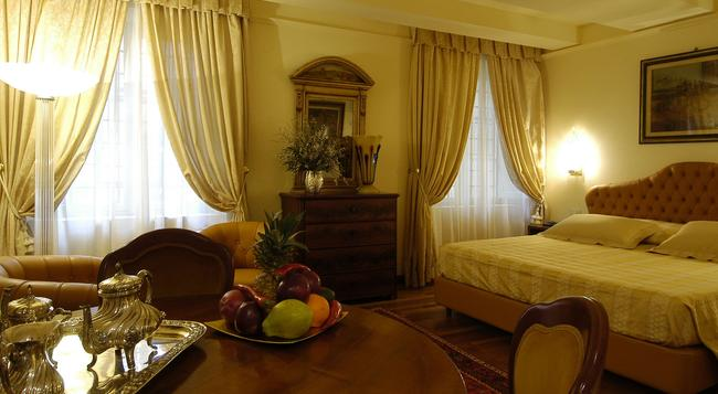 Hotel Noblesse - Lucca - Bedroom
