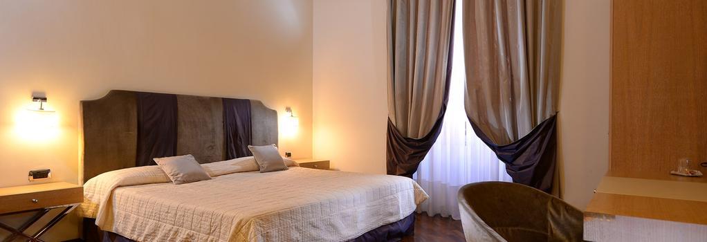 Hotel Golden - Rome - Bedroom
