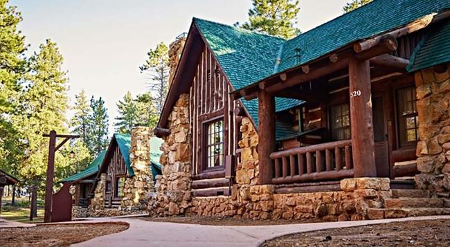 Bryce Canyon Lodge - Bryce - Building