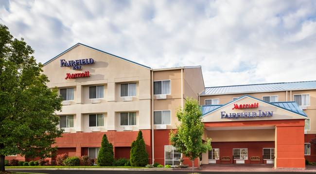 Fairfield Inn by Marriott Manhattan - Manhattan - Building