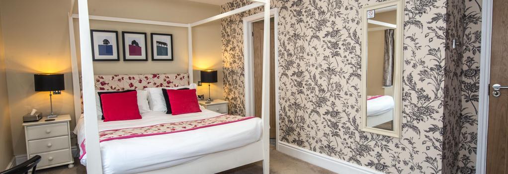 The Lansdowne - Cheltenham - Bedroom