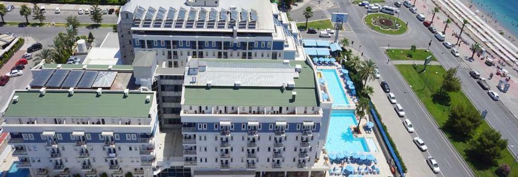Sealife Family Resort Hotel - Antalya - Building