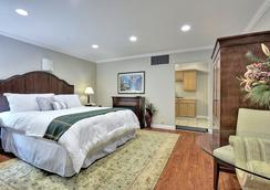 Stanford Terrace Inn - Palo Alto - Bedroom