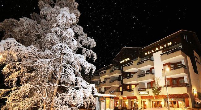 Hotel Allalin - Saas Fee - Building
