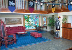 Castle Inn and Suites - Anaheim - Lobby