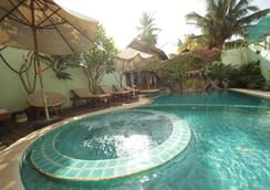 Siem Reap Riverside Hotel - Siem Reap - Pool