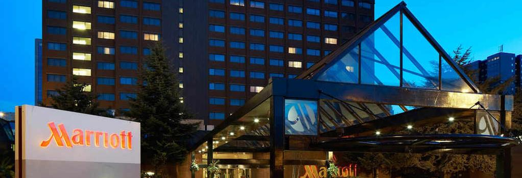 Glasgow Marriott Hotel - Glasgow - Building