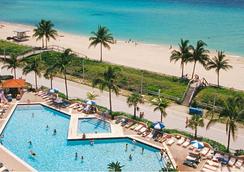 Hollywood Beach Resort Cruise Port - Hollywood - Pool