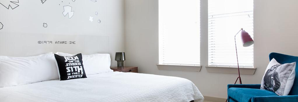 Guild University Park - Austin - Bedroom