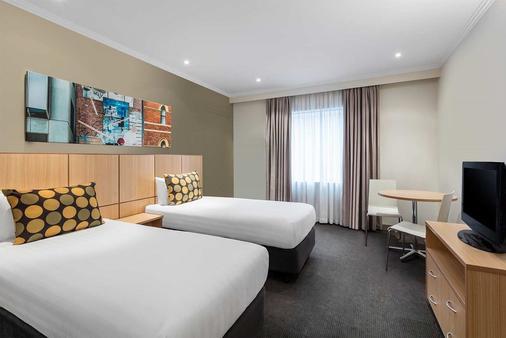 Travelodge Hotel Melbourne Southbank - Melbourne - Bedroom