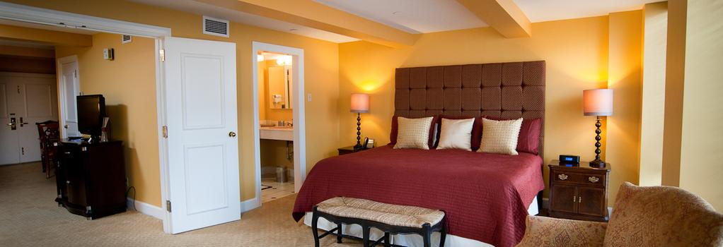 The Remington Suite Hotel and Spa - Shreveport - Bedroom
