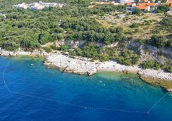Tirena Hotel - Dubrovnik - Beach
