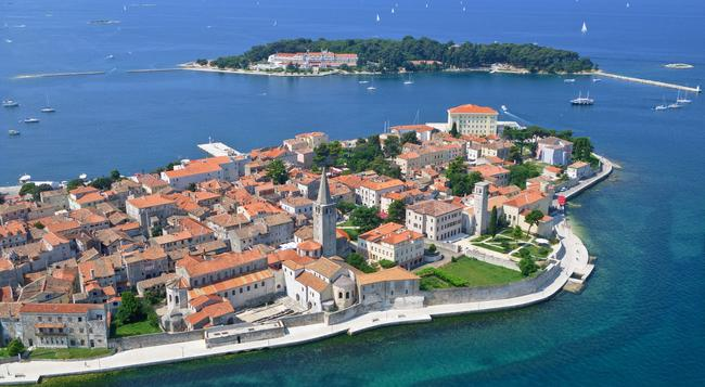 Pical Hotel - Poreč - Building