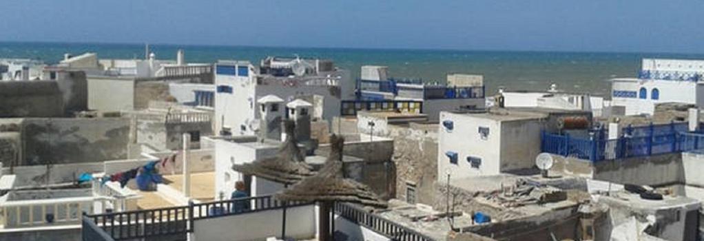 Dar el Pacha Hostel - Essaouira - Beach
