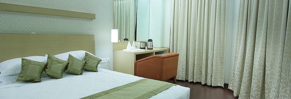 Hotel Blue Heaven - Jaipur - Bedroom