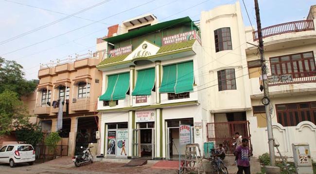 Backpacker Panda Friends - Agra - Agra - Building