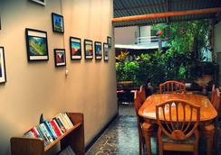 Casa Wayra Bed & Breakfast Miraflores - Lima - Lobby