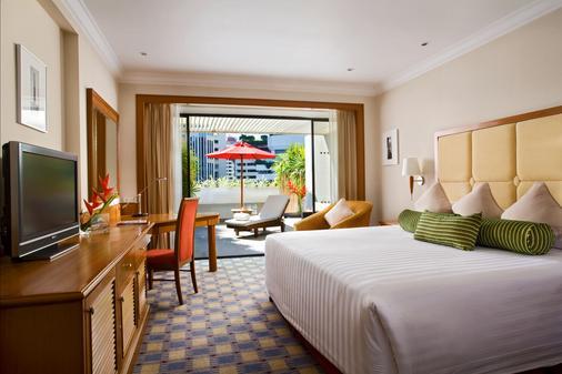 Boulevard Hotel Bangkok Sukhumvit - Bangkok - Bedroom