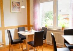 Hotel Herrenhof - Lübeck - Restaurant