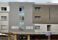 Hotel Janpath - Bangalore - Building