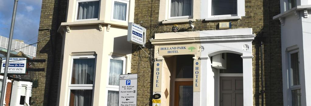 Holland Park Grove Hotel - London - Building