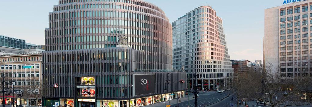 Swissotel Berlin - Berlin - Building