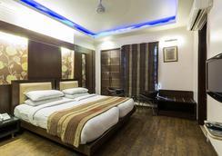 Hotel Le Cadre - New Delhi - Bedroom
