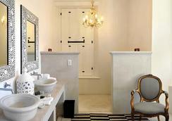 Franschhoek Villas - Franschhoek - Bathroom
