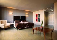 Hotel Escuela Santa Cruz - Santa Cruz de Tenerife - Bedroom
