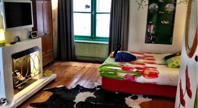 Tulip of Amsterdam B&B - Amsterdam - Bedroom
