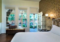 Brannan Cottage Inn - Calistoga - Bedroom